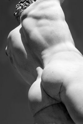 Male Sculpture 1 by Anthony Boccaccio