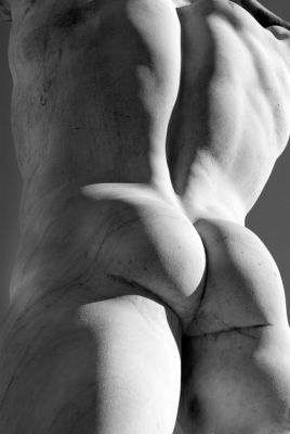 Male Sculpture 10 by Anthony Boccaccio