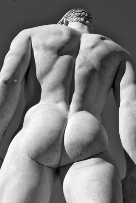 Male Sculpture 6 by Anthony Boccaccio