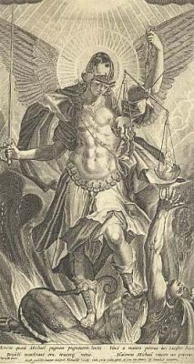 Archangel Michael by Anonymous