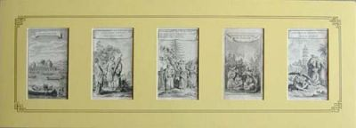 Decorative Chinoiserie Prints by Anonymous