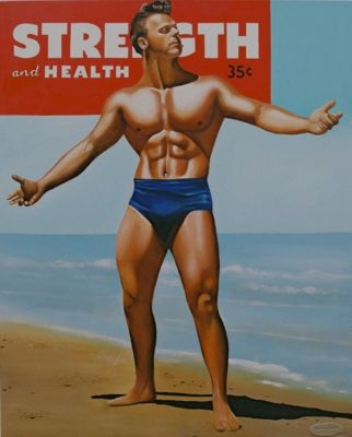 Strength and Health by Moxy Hart