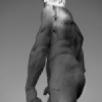 Male Sculpture 4 by Anthony Boccaccio