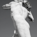 Male Sculpture 8 by Anthony Boccaccio