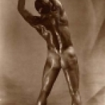 Discus thrower by Discus Thrower