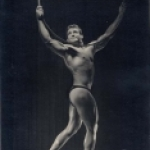 Cuban Male Athlete by Karoll of Havana