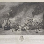 Combat de la Hogue - 1692 by West