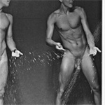 The Shower 6 by Domenico Cennamo